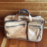 My faithful briefcase....retired.