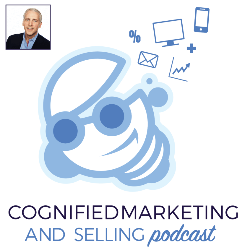 Cognified Marketing and Selling Podcast Cover