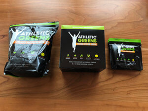 Athletic Greens Superfood Products